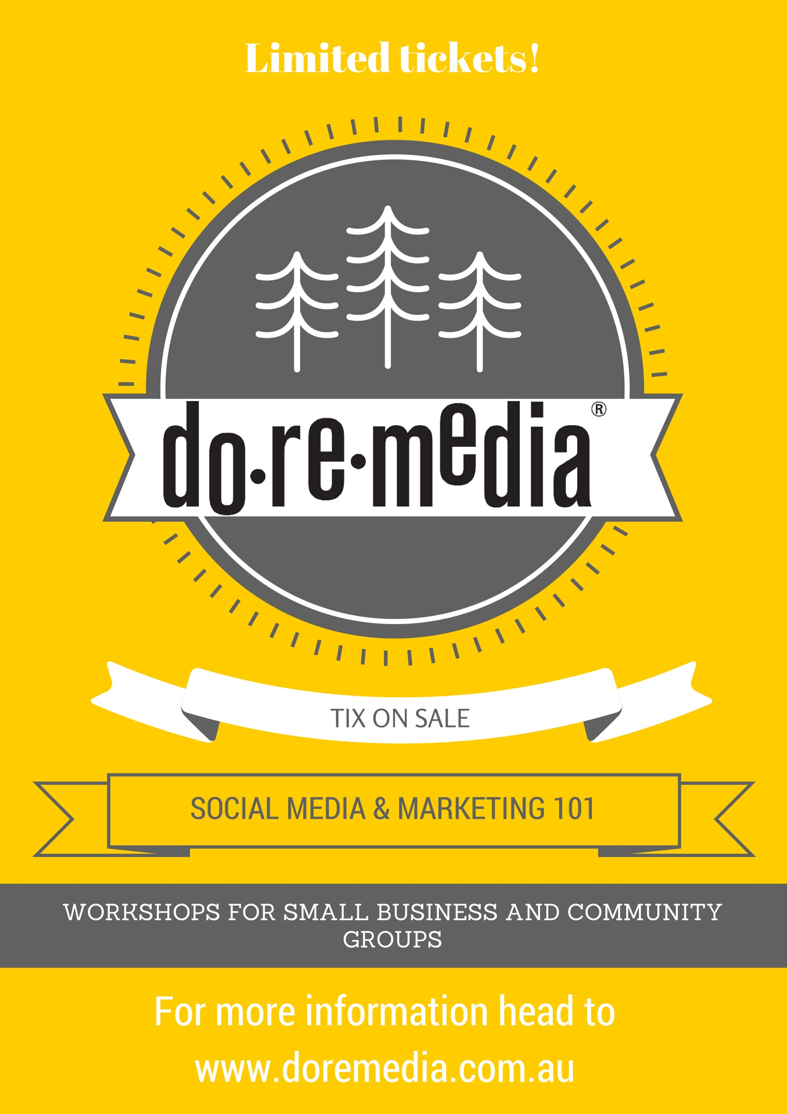 Social Media Workshops Perth