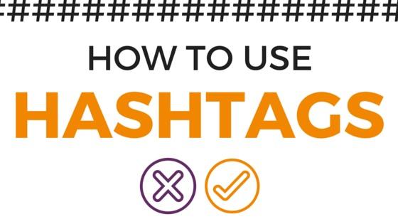 Hashtags Blog