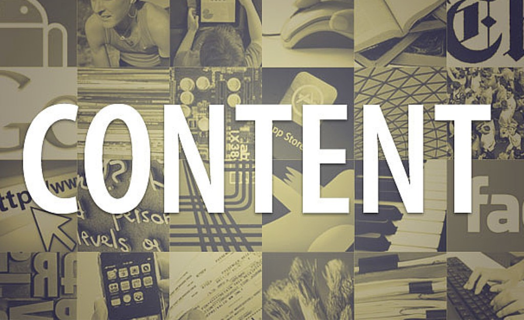 Content where blog
