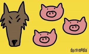 3 Pigs Blog