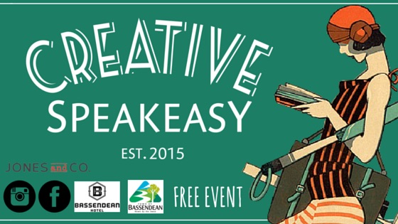 CoB Creative SpeakEasy Simple BLOG